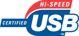 The Hi-Speed USB logo